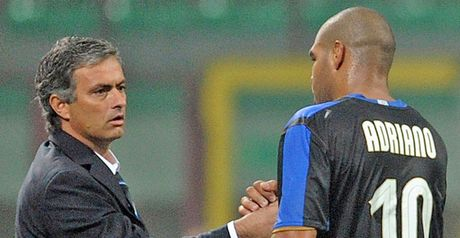 Adriano: Mourinho fall-out