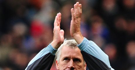 Pardew: Charlton departure