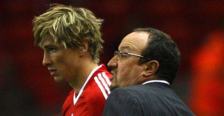 Benitez: Torres trouble