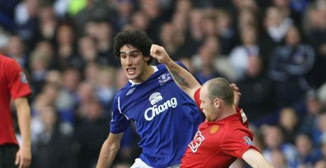 Fellaini: Earned Everton a point