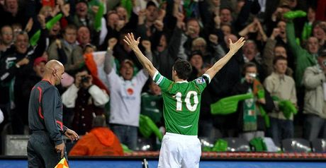 Keane: Decisive goal
