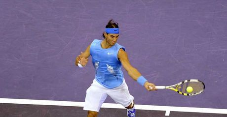 Nadal: Period of rest