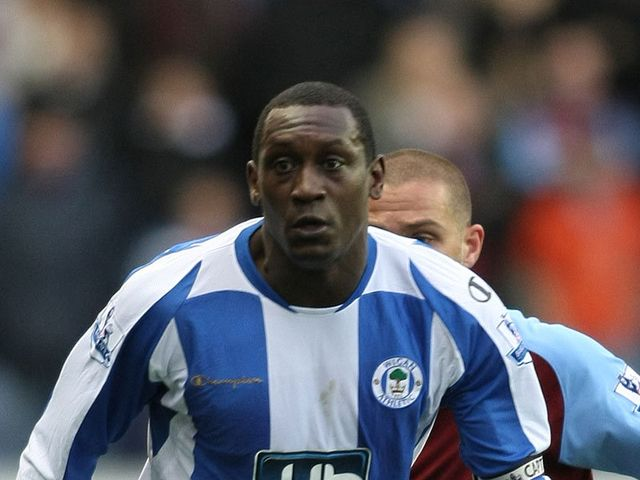 Emile Heskey: On target for Wigan