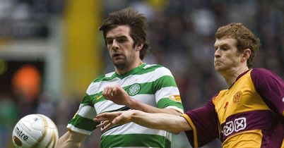 Sheridan: One of two signings to arrive at Motherwell