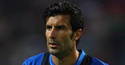Figo: Happily retired