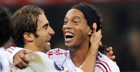 Ronaldinho: Ready to step up