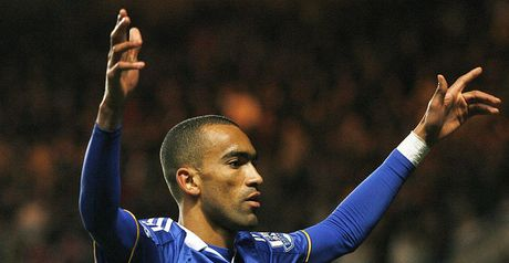 Bosingwa: Injured