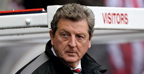 Hodgson: Backing for rival