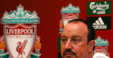 Benitez: Rejected deal