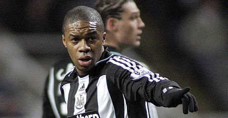 N'Zogbia: Was not happy at Newcastle