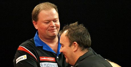 Rivals: Van Barneveld and Taylor