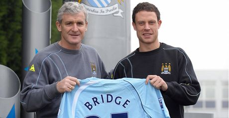 City unveil big money signing