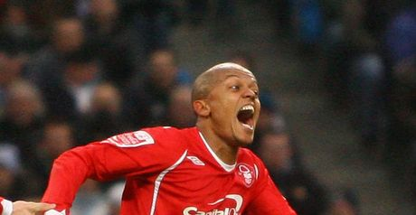 Earnshaw: Opened scoring