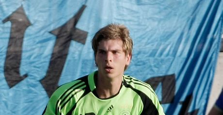 Zieler: Hoping for a chance to shine