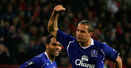 Lescott and Jagielka: Dynamic duo