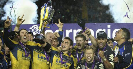 Leeds: 2008 Super League Champions