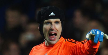 Cech: Barca interest