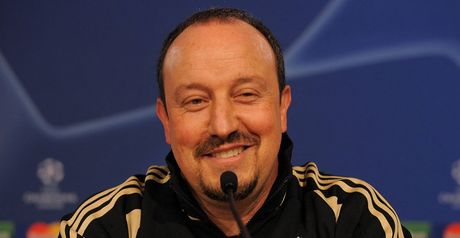 Benitez: Business as usual