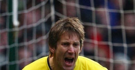 Van der Sar: Team effort