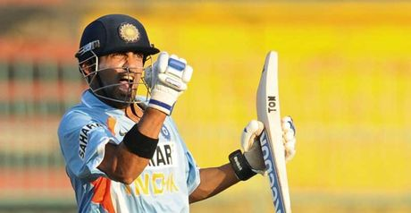 Gambhir: sixth ODI century
