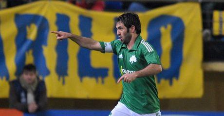 Karagounis: Gave Panathinaikos lead