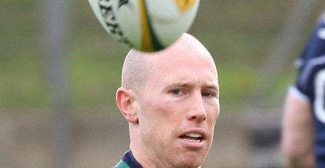 Stringer: Munster return