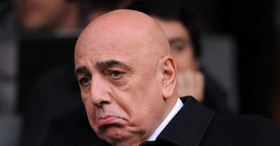 Adriano Galliani: Calls for restraint