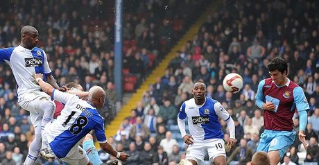 One of Diouf's disallowed goals