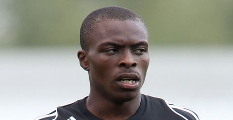Zakuani: Set to start for Posh