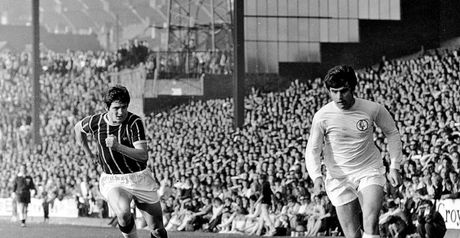 Peter Lorimer played almost 800 games for Leeds across the 60s, 70s and 80s, including numerous ties against Chelsea.