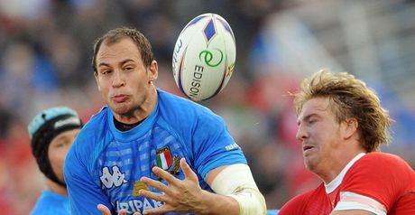 Parisse: Inspirational figure