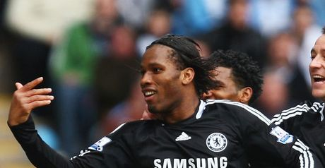 Drogba: Happy
