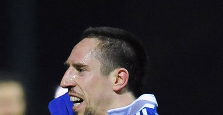 Ribery: Real target