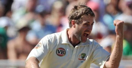 Katich: Wary of swing
