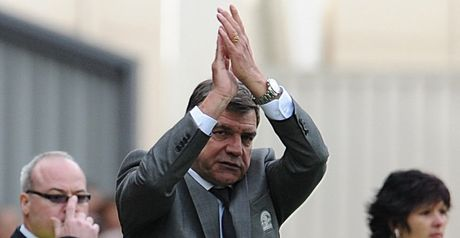 Allardyce: Almost safe