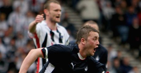 Tam Scobbie: Has left Falkirk for SPL