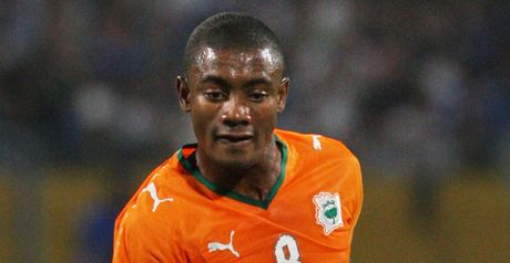 Salomon Kalou: Netted early as Ivory Coast sailed past Burkina Faso