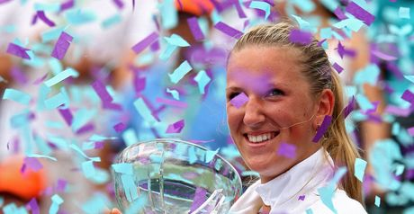 Azarenka: Third title of 2009