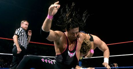 Bret Hart talks about his WWE career