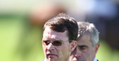 Aidan O'Brien - won with Fame And Glory.