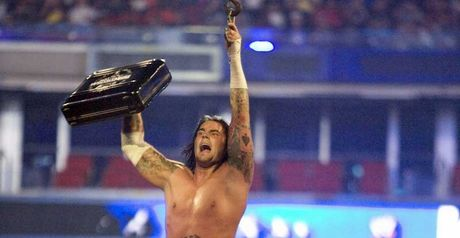 Punk: Two-time Money In The Bank winner