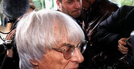 Ecclestone: Against testing