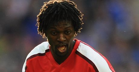 Adebayor: City talks
