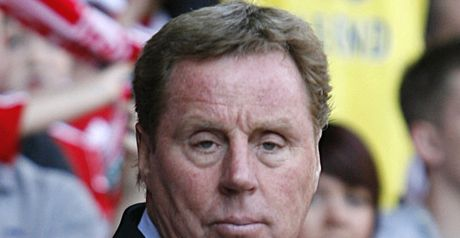 Redknapp: Happy with options
