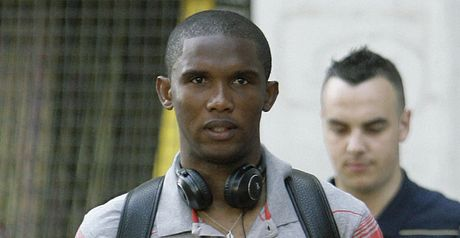 Eto'o: In demand