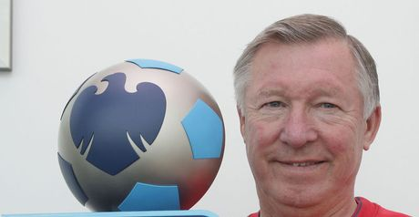 Ferguson: Award winner
