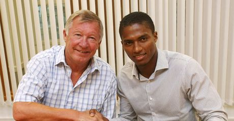 Valencia: Happy to have signed for United