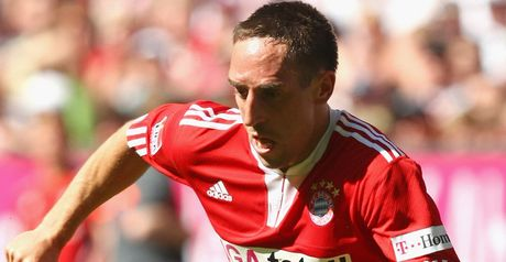 Ribery: Two years left on Bayern deal