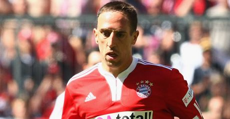 Ribery: Hot property