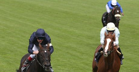 Yeats beats Patkai to make Ascot history.